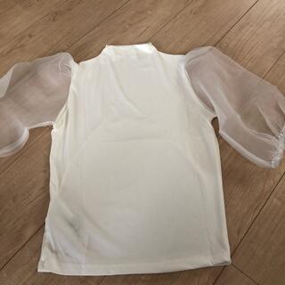 グレイル(GRL)のパフスリーブ トップス(カットソー(半袖/袖なし))