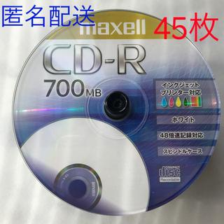 maxell - maxell データ用 CD-R 700MB  45枚