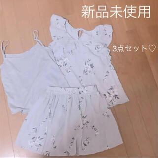 snidel - 6/21まで値下げ【新品】エブリン♡ノエラ♡トッコクローゼット♡花柄♡セット
