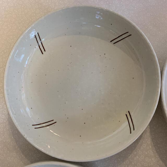 パスタ皿 5枚セット インテリア/住まい/日用品のキッチン/食器(食器)の商品写真