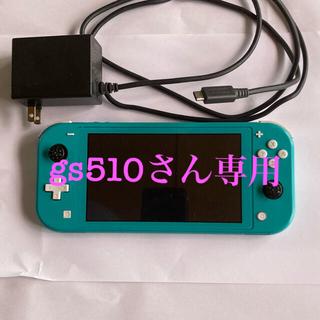 Nintendo Switch - ニンテンドースイッチライト ジャンク