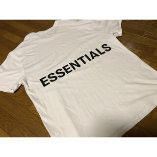 フィアオブゴッド(FEAR OF GOD)のFOG ESSENCIALS 初期Tシャツ(Tシャツ/カットソー(半袖/袖なし))