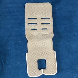 ニシマツヤ(西松屋)のベビーカー チャイルドシート 兼用 熱をこもらせないシート(外出用品)