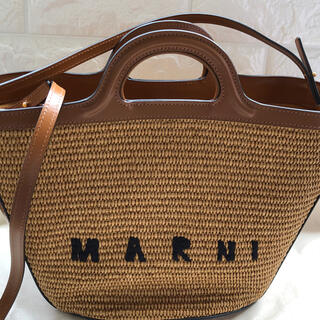 Marni - マルニ 2WAY バッグ 2021 新作 カゴバッグ 新品