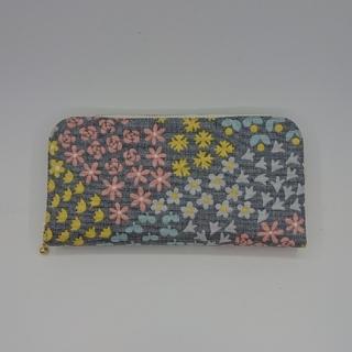 【1 - 8】カードが沢山入る長財布(財布)