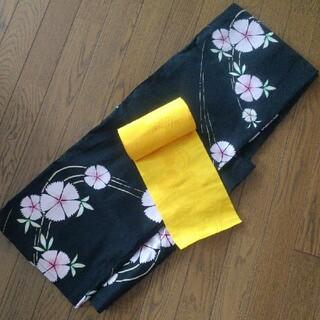 ユニクロ(UNIQLO)の浴衣 ユニクロ 帯 セット(浴衣)