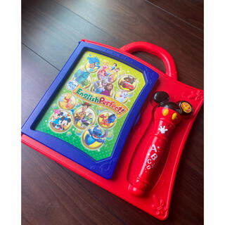 Disney - 知育玩具英語電池入DisneyディズニーおしゃべりEnglishperfect