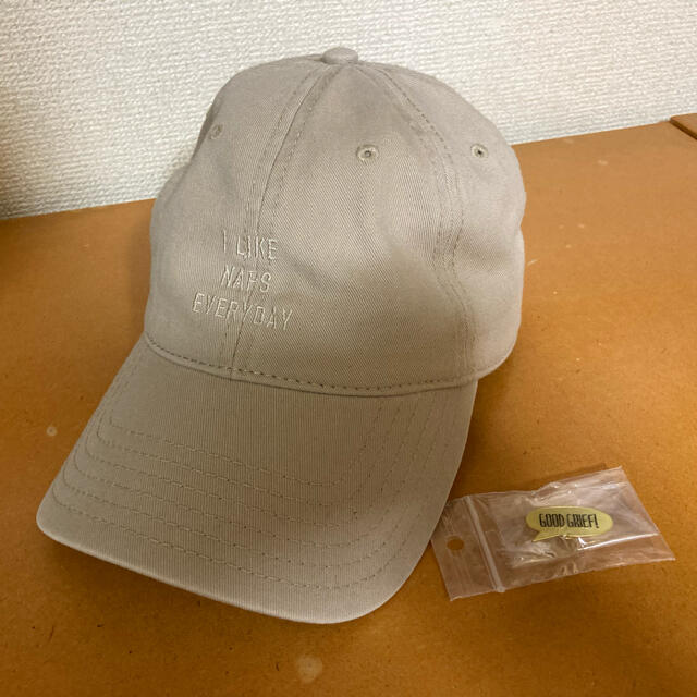 L'Appartement DEUXIEME CLASSE(アパルトモンドゥーズィエムクラス)のL'Appartement 【GOOD GRIEF/グッドグリーフ】CAP レディースの帽子(キャップ)の商品写真