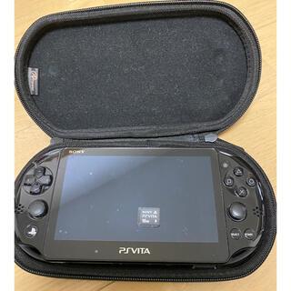 プレイステーションヴィータ(PlayStation Vita)のSONY PlayStationVITA PCH-2000(携帯用ゲーム機本体)