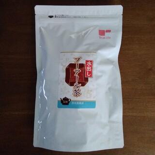 ティーライフ(Tea Life)のティーライフ 水出しプーアール茶 30個入 (1リットル用)(健康茶)