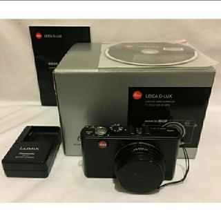 LEICA - Leica D-lux4 デジタルカメラ 動作未確認 ジャンク