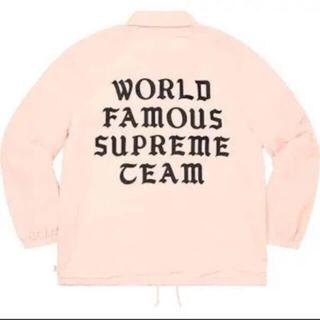 シュプリーム(Supreme)のSupreme World Famous Coaches Jacket(ナイロンジャケット)