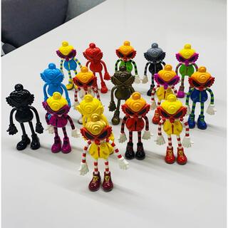 ヒステリックミニ(HYSTERIC MINI)のヒステリックミニ ハリガネ人形 16体セット(キャラクターグッズ)