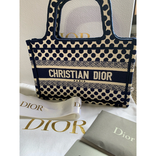 Dior - DIOR ブックトートミニ 日本限定 レア 新品未使用