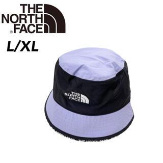 ザノースフェイス(THE NORTH FACE)のノースフェイス 帽子 バケット ハット バケツ NF0A3VVKパープルL/XL(ハット)