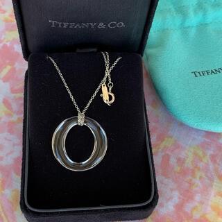 Tiffany & Co. - 【値下げ】ティファニー ロッククリスタルペンダント