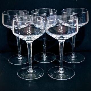 カクテルグラス 5個