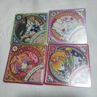 アイカツ(アイカツ!)の3弾 アイカツプラネット レア8種セット(キャラクターグッズ)