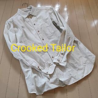 Paul Harnden - The Crooked Tailor レギュラーカラークラシックシャツ