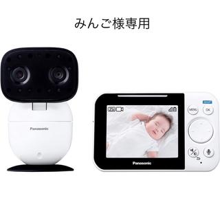 パナソニック(Panasonic)の【みんご様専用出品】ベビーモニター KX-HC705-W(その他)