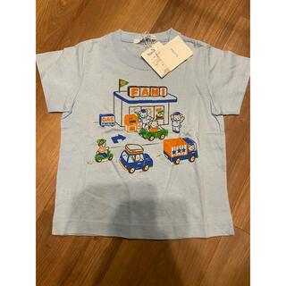 familiar - ファミリア Familiar 新品タグ付き ティシャツ レア