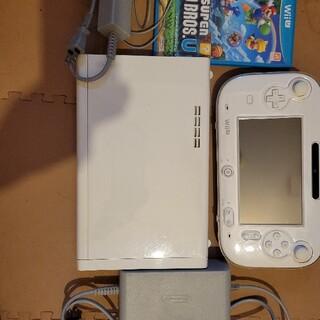 ウィーユー(Wii U)のニンテンドー Wii U 中古(家庭用ゲーム機本体)