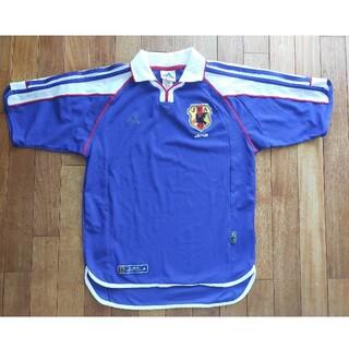 アディダス(adidas)のadidas アディダス 日本代表 サッカー ユニフォーム 2002年(応援グッズ)