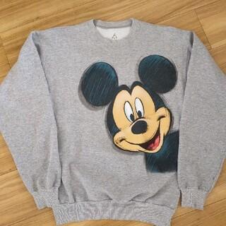 ディズニー(Disney)のディズニー ミッキーマウス スウェット トレーナー 古着 ビンテージ(スウェット)