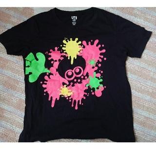 UNIQLO - ユニクロ UNIQLO スプラトゥーンTシャツ140サイズ