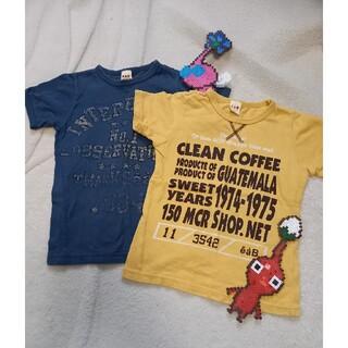 エーアーベー(eaB)のe.a.B♡Tシャツ2枚セット♡120cm(Tシャツ/カットソー)