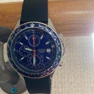 SEIKO ラバーベルト 腕時計