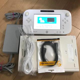 ウィーユー(Wii U)の#28 Wii U スタンダード セット (家庭用ゲーム機本体)