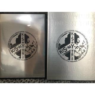 キスマイフットツー(Kis-My-Ft2)のKis-My-Ft2 キスマイ キスワ DVD ペンライトセット(アイドル)