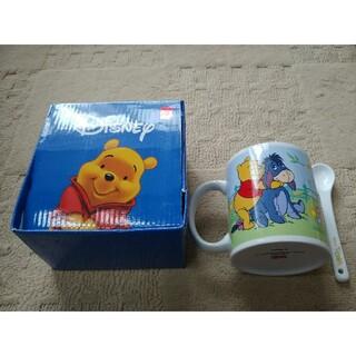 クマノプーサン(くまのプーさん)のプーさんマグカップ(グラス/カップ)