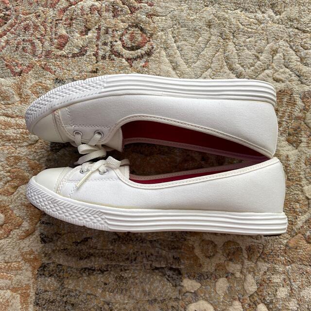 CONVERSE(コンバース)のCONVERSEスニーカー24.0cm&銀座ワシントンパンプス レディースの靴/シューズ(スニーカー)の商品写真