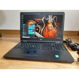 デル(DELL)のDELL E5550 i5 5300U 1920x1080 500G 4G(ノートPC)