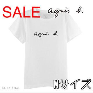 アニエスベー(agnes b.)のAgnes b. アニエスベー 半袖 Tシャツ レディースシンプル 人気(Tシャツ(半袖/袖なし))