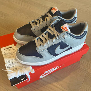 NIKE - NIKE WMNS DUNK LOW  COLLEGE NAVY  29cm