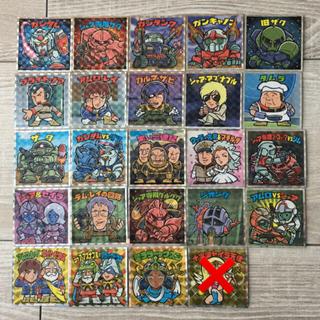 機動戦士ガンダムマンチョコ スペシャルエディション セミコンプ 23種(その他)