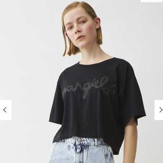 エムエムシックス(MM6)のMM6 maison margiela★マルジェラ ロゴTシャツ カットソー(Tシャツ(半袖/袖なし))