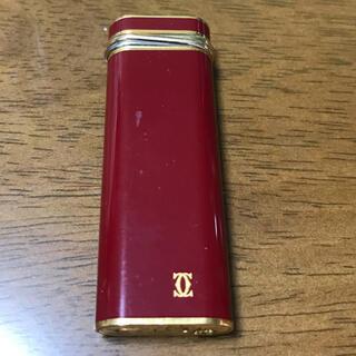 カルティエ(Cartier)のカルティエ ガスライター(タバコグッズ)