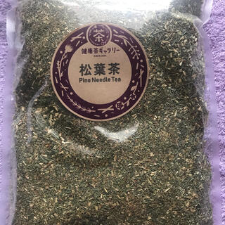 松葉茶 400g   (健康茶)