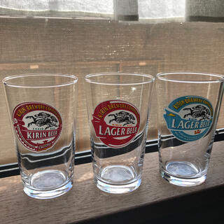 キリン(キリン)のキリン オリジナルグラス3種セット(グラス/カップ)