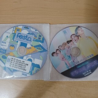 BTS 2021年フェスター DVD 2枚組