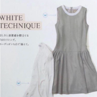 FOXEY - お取り置き!フォクシー・washable リネンライクワンピース