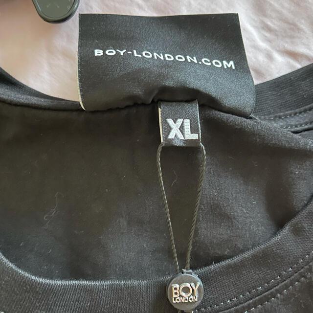 Boy London(ボーイロンドン)の✨新品未使用✨ BOYLONDON 半袖Tシャツ XLサイズ メンズのトップス(Tシャツ/カットソー(半袖/袖なし))の商品写真
