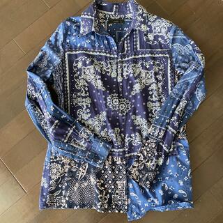 ディーゼル(DIESEL)のDIESELシャツ(シャツ/ブラウス(長袖/七分))