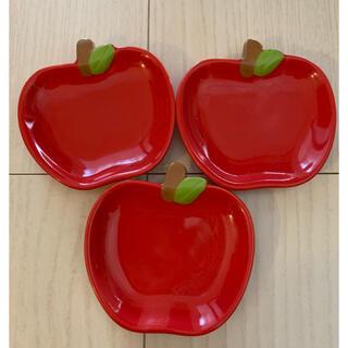 りんごの小皿