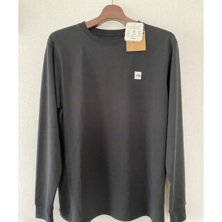 THE NORTH FACE - THE NORTH FACE ボックス ロゴ Tシャツ ロンT