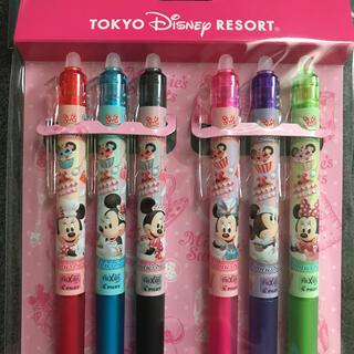 ディズニー(Disney)のディズニーリゾート フリクションボールペン ミニー(ペン/マーカー)